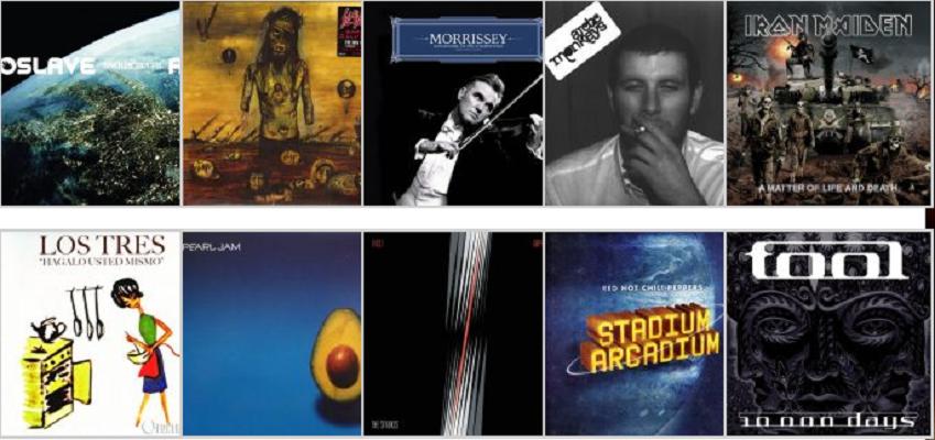 Nación Rock en el Tiempo Vol. II: Los hitos, discos y canciones que marcaron 2006