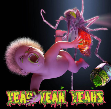 Portada, fecha y título del nuevo álbum de Yeah Yeah Yeah's