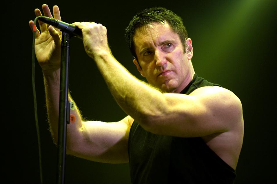 Trent Reznor hará la inducción de homenaje a The Cure en el Rock'n Roll Hall of Fame