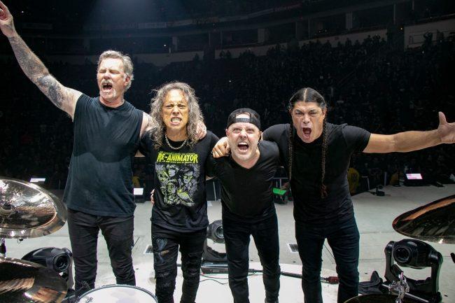 """""""S&M 2"""", el nuevo show sinfónico de Metallica se proyectará en los cines de todo el mundo"""