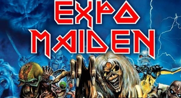"""Conoce los detalles de la primera """"Expo Iron Maiden"""" que se realiza en Chile"""