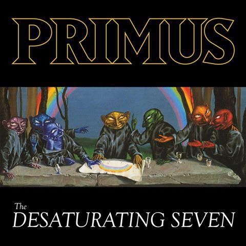 """Primus anuncia nuevo álbum de estudio """"The Desaturating Seven"""", escucha el primer adelanto"""