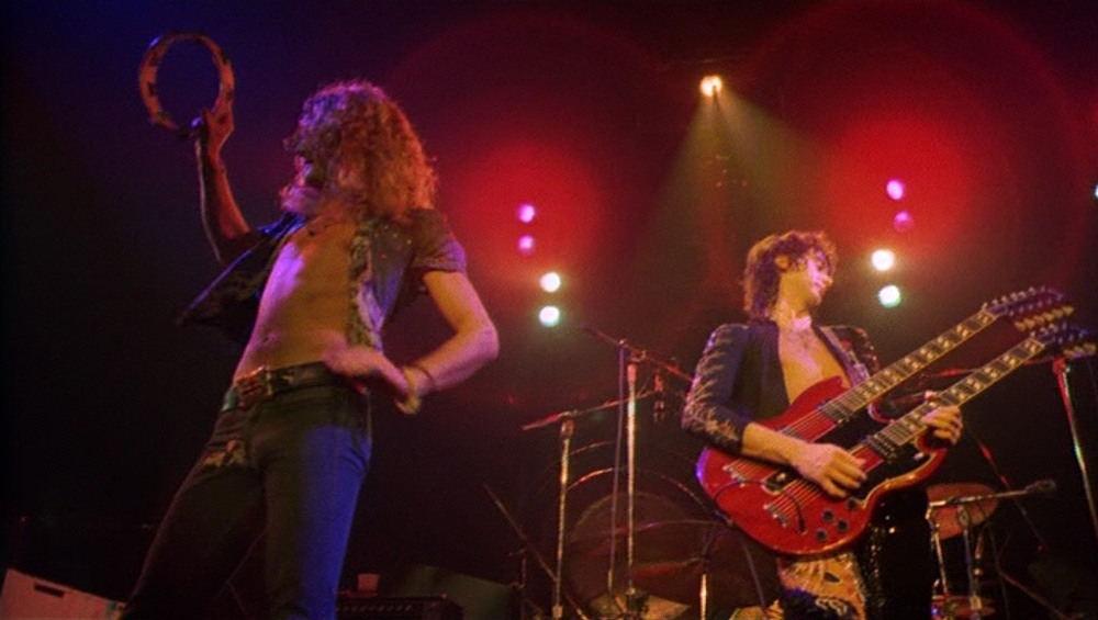 Rockumentales: The Song Remains The Same- Led Zeppelin, La Película