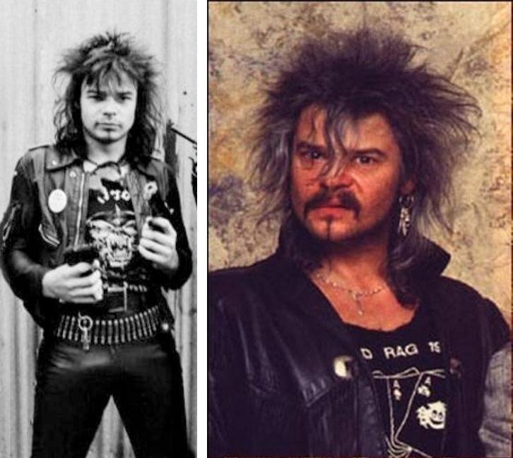 Falleció Philthy 'Animal' Taylor, baterista de la etapa clásica de Motörhead
