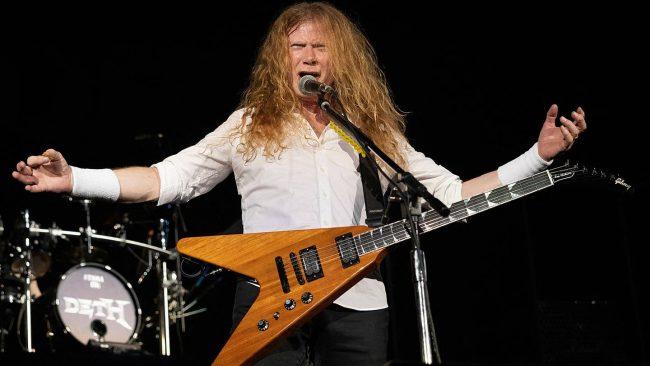 VIDEOS: Mira el regreso a los escenarios de Megadeth con James LoMenzo en el bajo