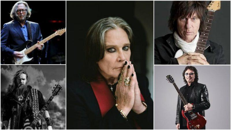 El nuevo álbum de Ozzy tendrá invitados como Jeff Beck, Eric Clapton, Tony Iommi, Zakk Wylde y más
