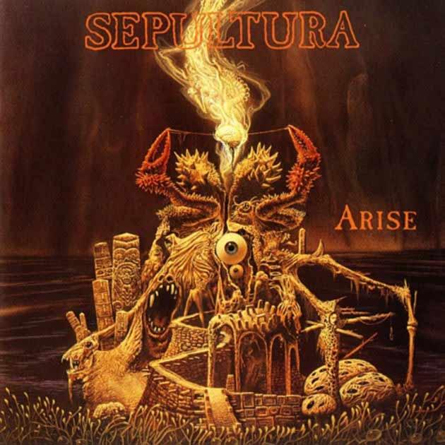 """Grandes Portadas del Rock: """"Arise""""- Sepultura (1991)"""