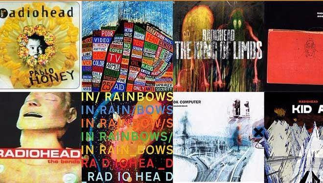 Radiohead ha subido su discografía completa a YouTube