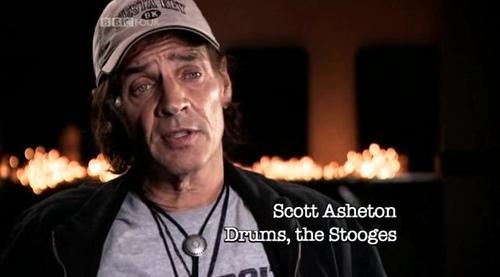 Fallece Scott Asheton, baterista y miembro fundador de The Stooges
