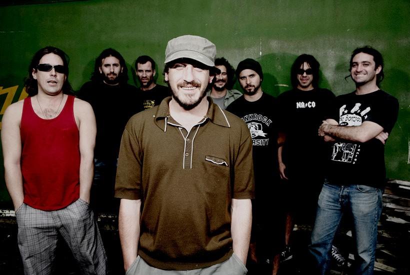 La Vela Puerca: La carta del rock uruguayo en Lollapalooza Chile