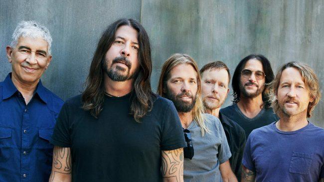 """Foo Fighters planea hacer un """"insanamente progresivo"""" nuevo álbum"""