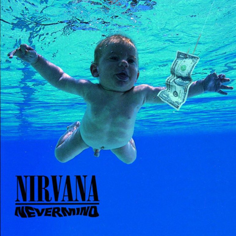"Grandes Portadas del Rock: Nirvana – ""Nevermind"""