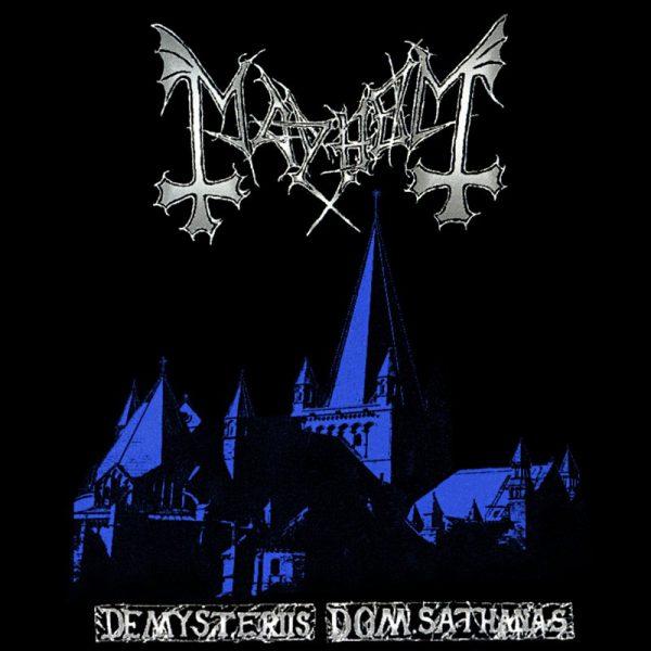 Mayhem – De Mysteriis Dom Sathanas: el oscuro legado de una piedra angular del black metal