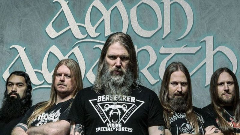 Amon Amarth regresan a Chile junto a Powerwolf