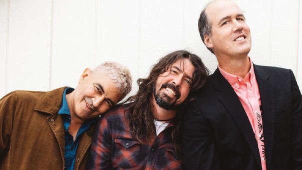 VIDEO: Así fue la jornada que reunió a los miembros de Nirvana en show especial