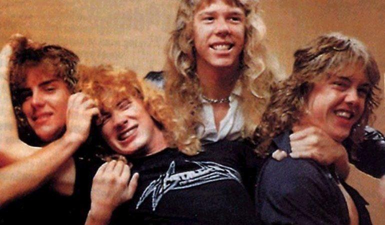 """Dave Mustaine en el nuevo capítulo de 'Icons': """"Quería hacer una banda que fuera más metal que Metallica"""""""