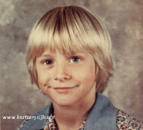 """Kurt Cobain y su niñez: """"El maldito gen suicida"""""""