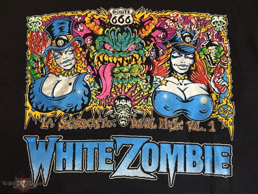 """Discomanía: """"La Sexorcisto, Devil Music Vol. 1""""- White Zombie: Groove metal, horror bizarro y fantasías sexuales interplanetarias"""