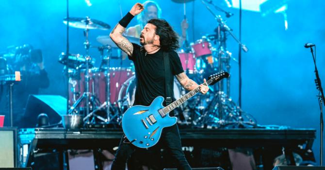 VIDEO: Mira el show completo de Foo Fighters en Lollapalooza Chicago 2021