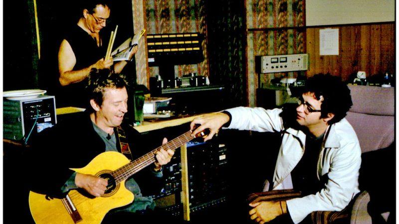 """Cancionero rock: """"Tráeme la noche"""" – Gustavo Cerati y Andy Summers (1998)"""
