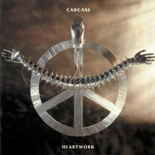 "Disco Inmortal: Carcass- ""Heartwork"" (1993)"