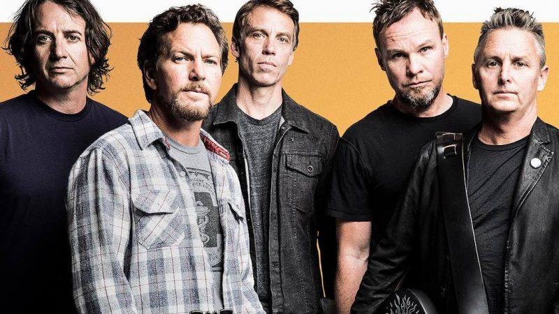 """Pearl Jam muestra tercer adelanto de """"Gigaton"""", escucha 'Quick Escape'"""