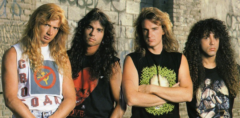 Rockumentales: La historia de Megadeth en Behind The Music