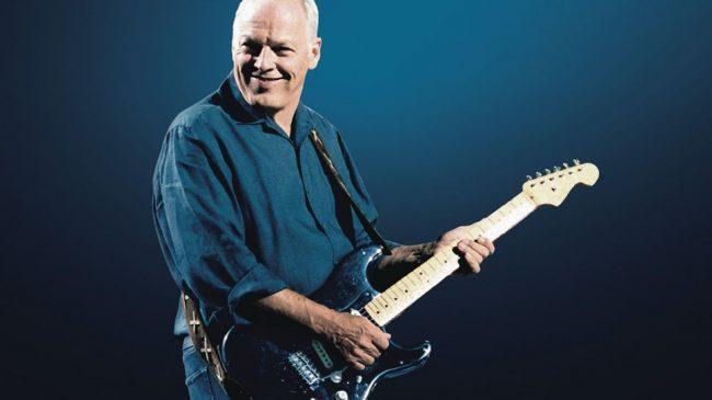 David Gilmour logra cifras récords por la subasta de sus clásicas guitarras