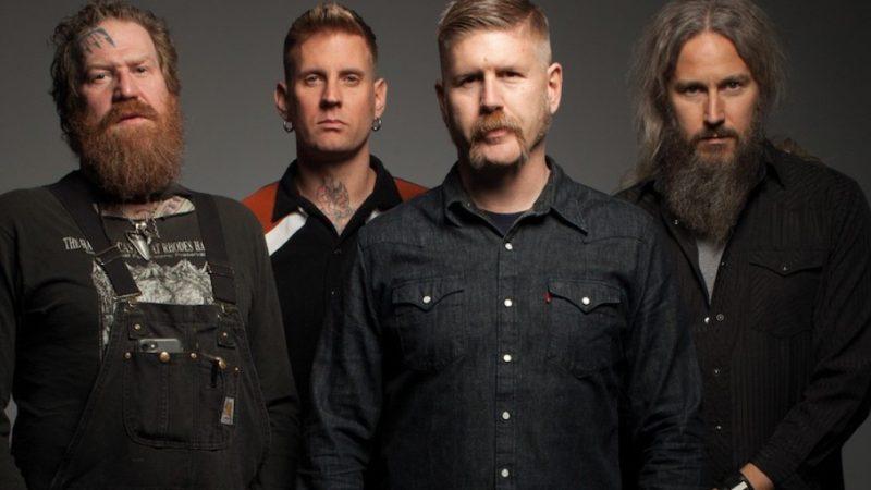 "Mastodon vuelve a la carga con un nuevo track, escucha ""Fallen Torches"""