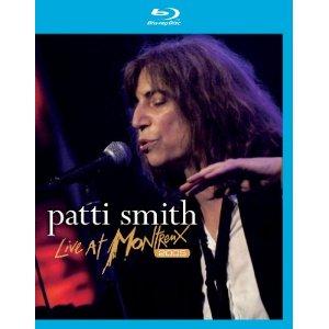 Patti Smith lanza film de su concierto en Montreux del 2005