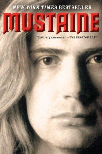 """Ciclo grandes biografías del rock: Dave Mustaine- """"A Heavy Metal Memoir"""" (2011)"""