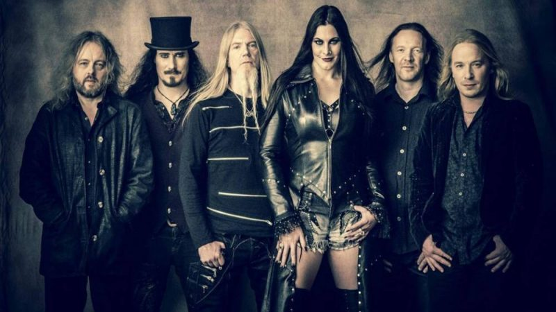 Nightwish anuncia épico y doble nuevo álbum de estudio