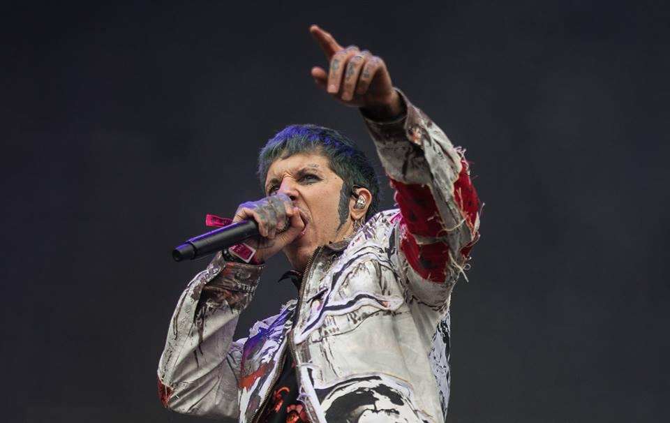Bring Me The Horizon en Lollapalooza: En el trono del espectáculo