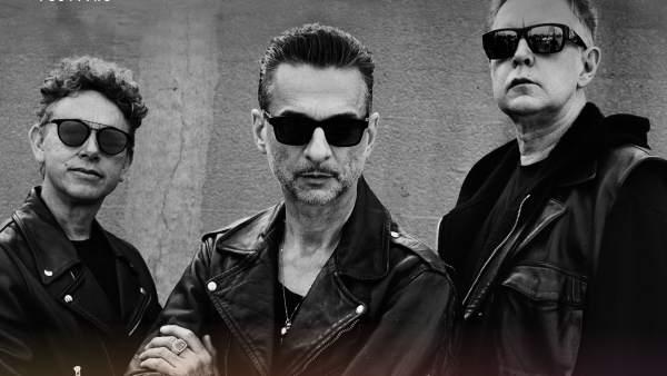 Estrenarán nuevo documental de Depeche Mode por las pantallas de Netflix