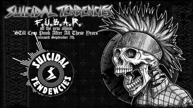 Suicidal Tendencies declara principios con su nuevo álbum de estudio: Still Cyco Punk After All These Years