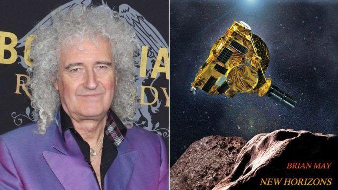 New Horizons: Brian May y su oda a la búsqueda hacia los confines del espacio