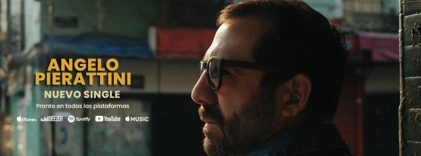 """Angelo Pierattini estrena versión en español de """"Sweet Euphoria"""" de Chris Cornell y anuncia nuevo disco"""