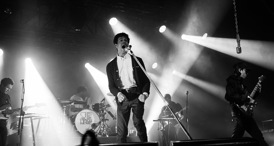 The Neighbourhood en Chile: El ansiado reencuentro