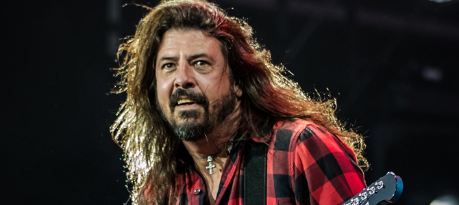 Dave Grohl confirma que Foo Fighters ha terminado su nuevo álbum de estudio