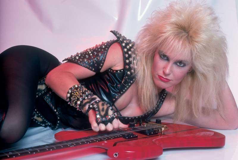 Ciclo Heroínas del Rock: Lita Ford, el sueño erótico del heavy metal