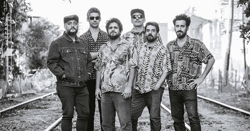 """Los Espíritus presentarán su """"Agua Ardiente"""" en Chile"""