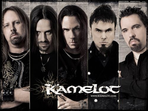 Kamelot, la banda de powermetal estadounidense anuncia su regreso a Chile