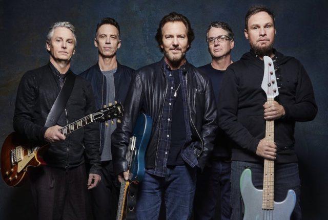 """¡Ya está acá! Escucha """"Gigaton"""", el primer álbum de Pearl Jam en 7 años"""