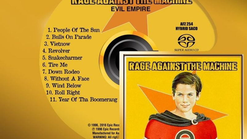 "Cancionero Rock: ""Bulls on Parade""-Rage Against the Machine (1996)"