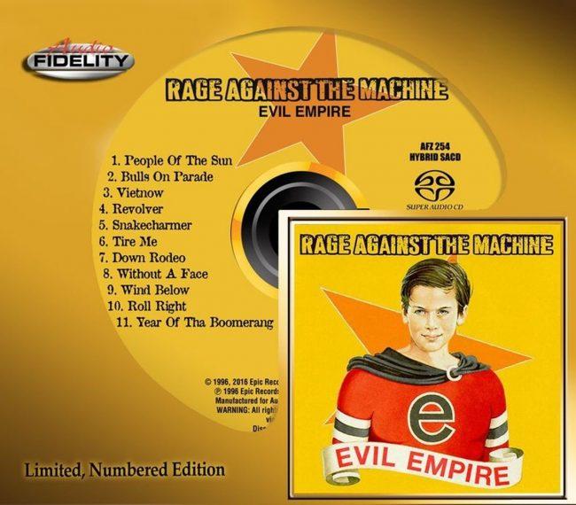 "Cancionero Rock: ""Bulls on Parade""-Rage Against The Machine (1996)"