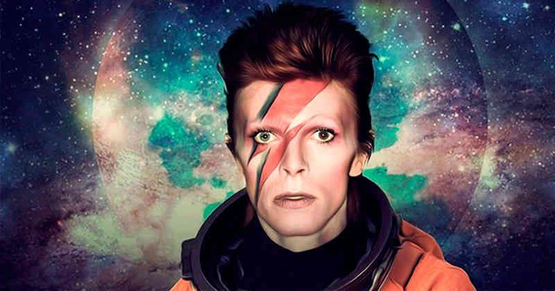 Estrenan nuevo video de Space Oddity de David Bowie para conmemorar sus 50 años