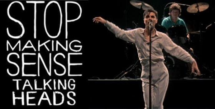 "NR En Vivo: Talking Heads estampó su leyenda en ""Stop Making Sense"" (1984)"