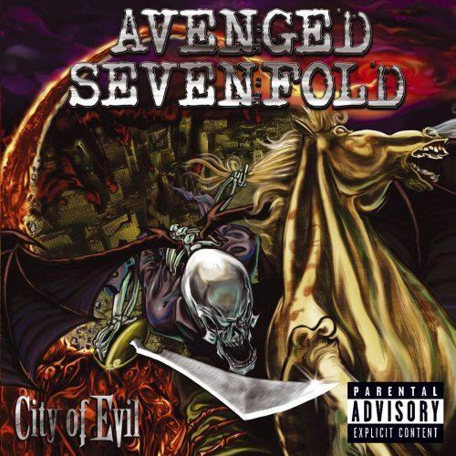 Disco Inmortal: Avenged Sevenfold – City of Evil (2005)