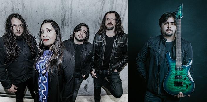 Crisálida se presentará junto a Invictor, el nuevo proyecto de su guitarrista Cristian Agurto