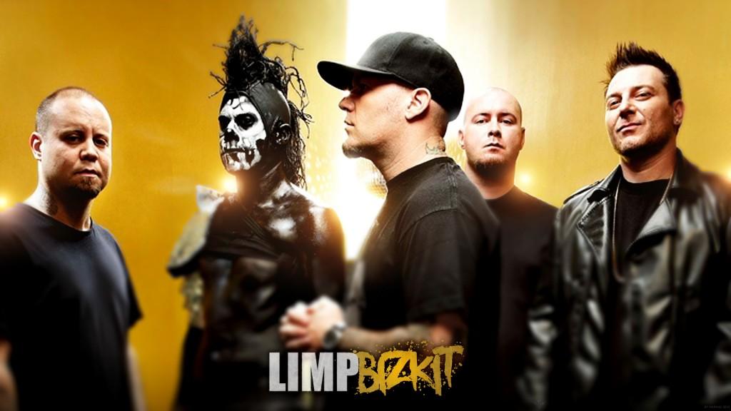 Limp Bizkit entrará esta semana al estudio a grabar su nuevo disco